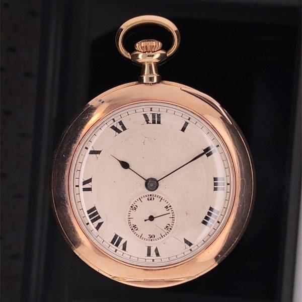 Wilsdorf and Davis Pocket Watch