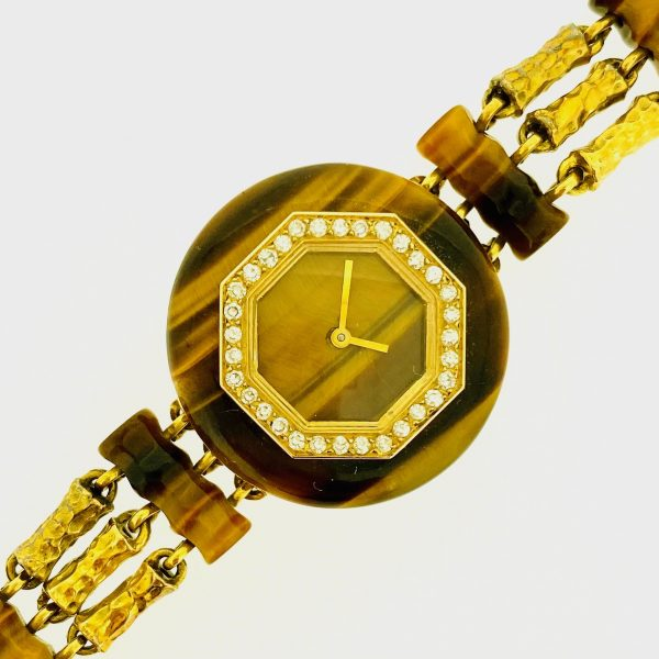 Boucheron Tigers Eye Watch