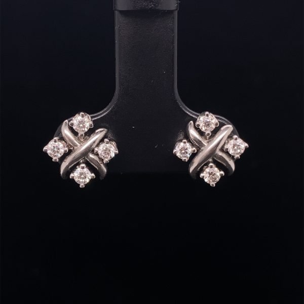 Tiffany and Co, Schlumberger Lynn earrings