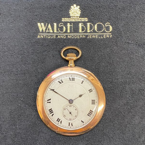Wilsdorf and Davis Pocket Watch