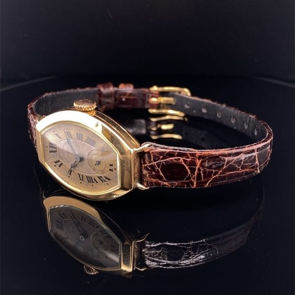 West End Watch Co. wristwatch
