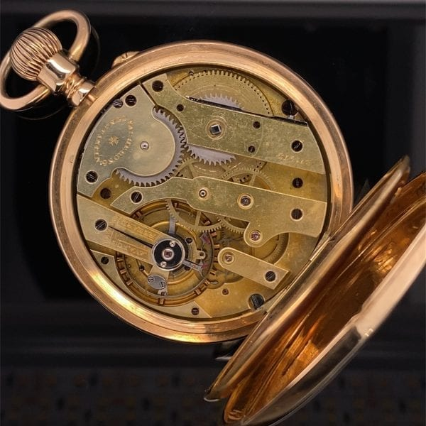 Vacheron and Constantin 14k Pocket Watch