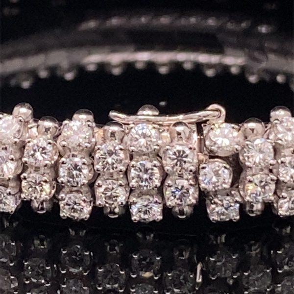 Diamond fully set bracelet