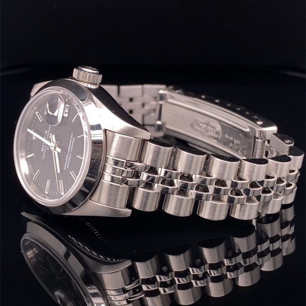 Ladies Rolex Oyster Perpetual Date